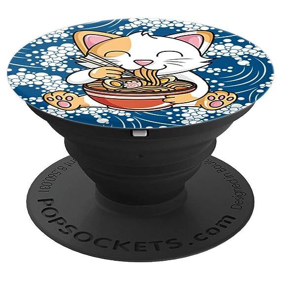 Amazon com: Japanese Ramen Life Noodle Kawaii Cat Foodie