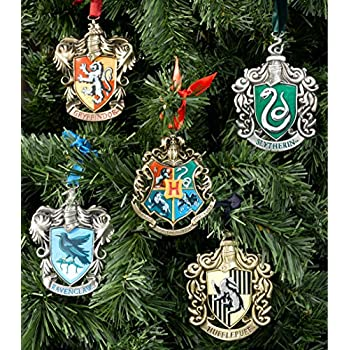 harry potters hogwarts tree ornament