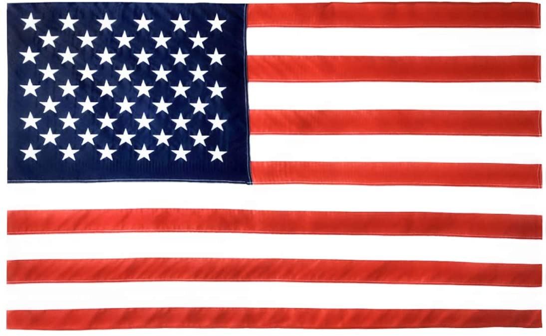 3/'x 5/' FT US American Flag Best Polyester Stripes Stars Brass Grommets U.S.A