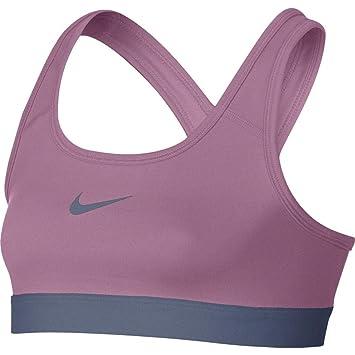 Nike niña Classic - Sujetador Deportivo, Niñas, 819727-654: Amazon.es: Deportes y aire libre