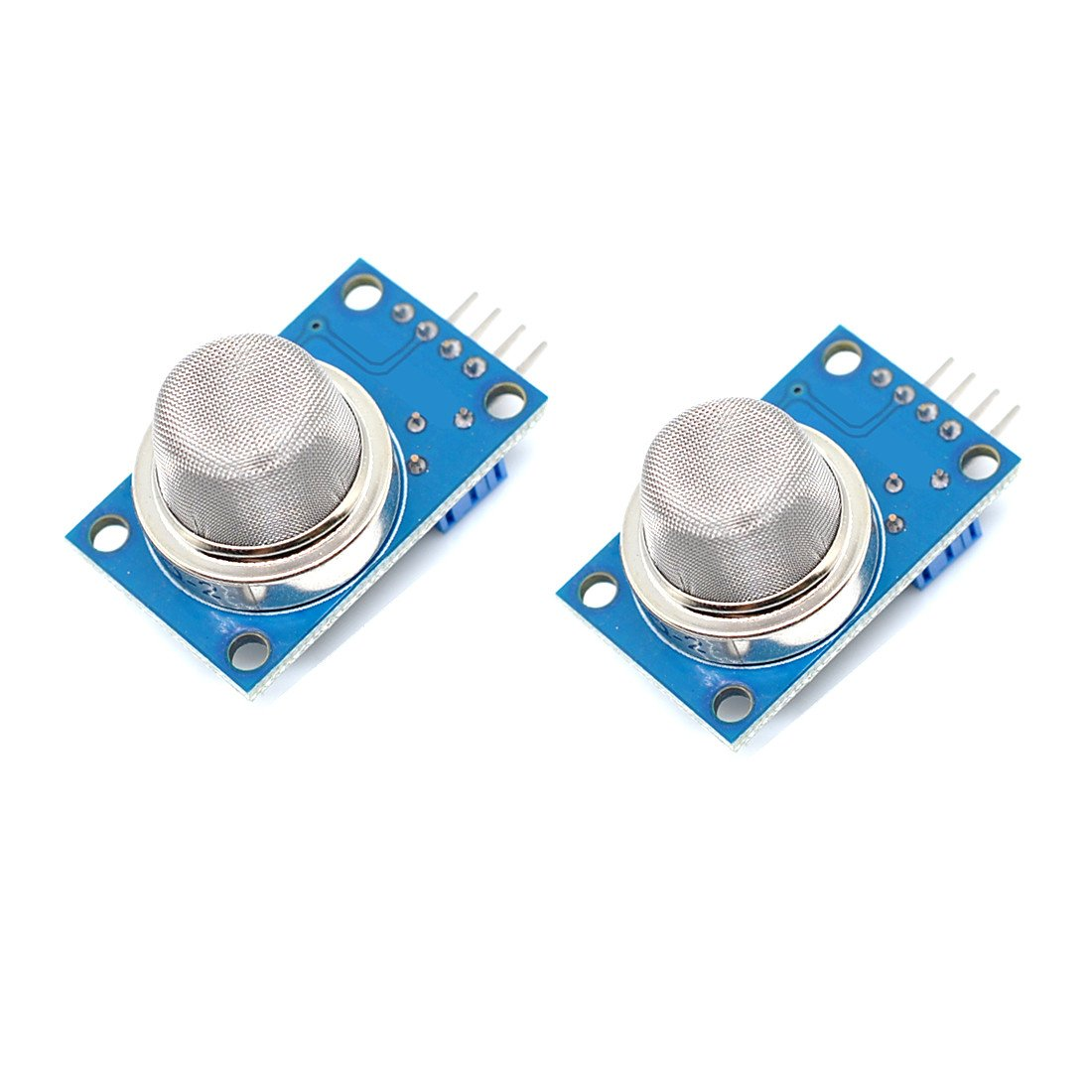 Willwin 2pcs MQ-2 MQ2 Smoke Gas LPG Butane Methane Sensor Detector Module For Arduino