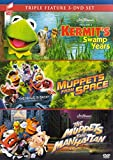 Kermit's Swamp Years / Muppets From Space / The Muppets Take Manhattan