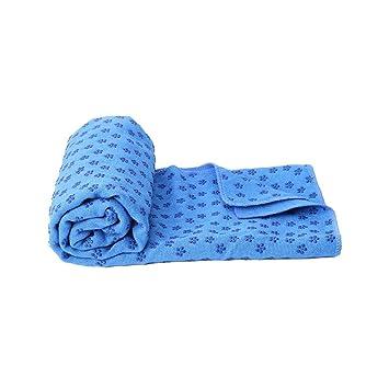 Amazon.com : Non Slip Yoga Towels Blankets Exercise Sport ...