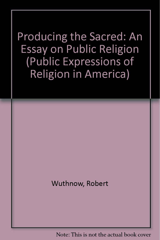 religion in america essay