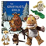 The Puppet Company - Gruffalo's Child Book with Puppets