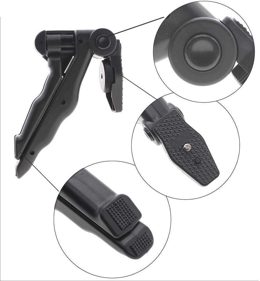 HAMISS Handheld Camera Mini Tripod Stand Holder for Zoom H1 H1n H2 H2n H4n pro H5 H6 Q2n Q2HD Q3 Q4 Q4n Q8
