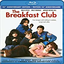 The Breakfast Club (25th Anniversary Edition) [Blu-ray] by Universal Studios