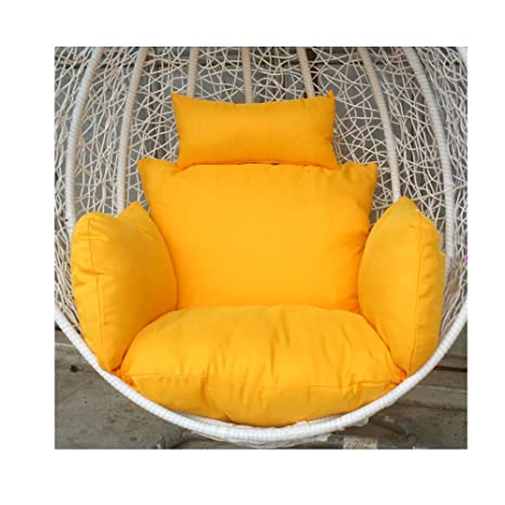 Swell Amazon Com Dzwlyx Chair Cushions Patio Basket Swing Cushion Forskolin Free Trial Chair Design Images Forskolin Free Trialorg