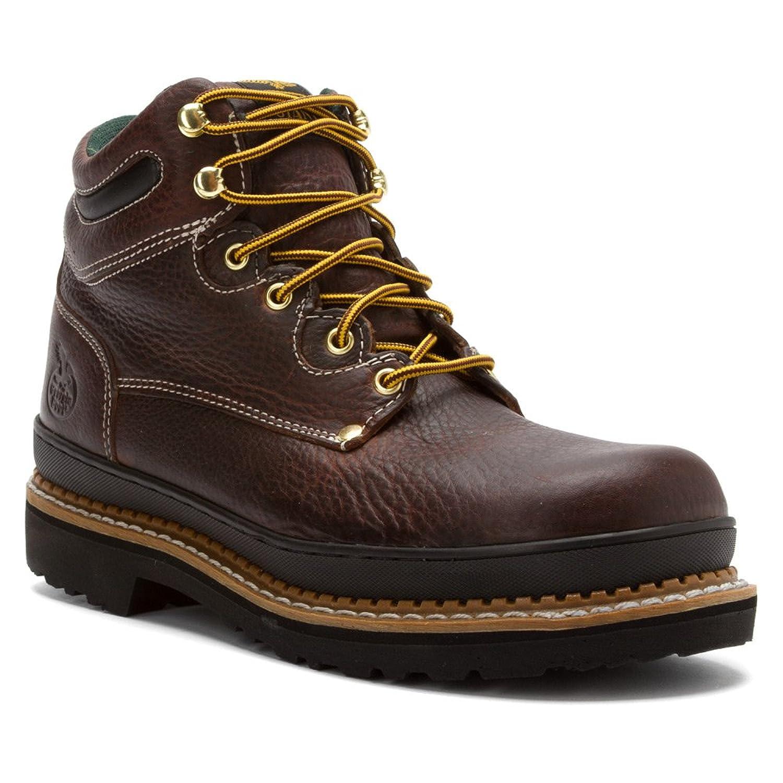 Georgia Men's Giant Oblique Work Boot Steel Toe - G6375