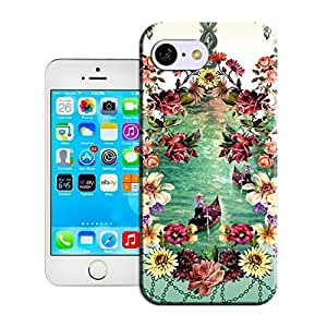 Andre-case BreathePattern-Printing Flower Plastic protective EpUAN8BMRZd case cover-Apple iPhone 4s case cover