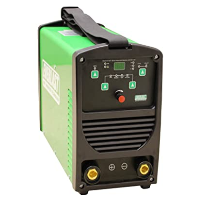 EVERLAST PowerARC 200STI 200amp TIG Stick IGBT Welder 110/220 Dual Voltage - - Amazon.com