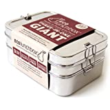 Three in One Giant Steel Lunchbox
