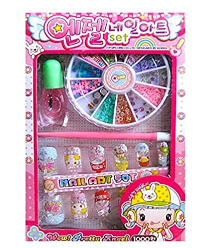 Buy Birthdaygiftwala Nail Art Set For Girls Online At Low Prices In