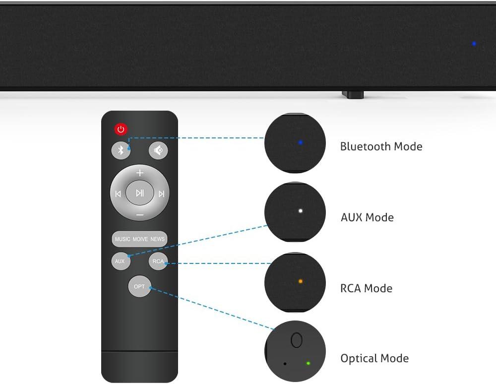 Speakers Hi-Fi & Home Audio gaixample.org 29.9 IN, Black Sound ...