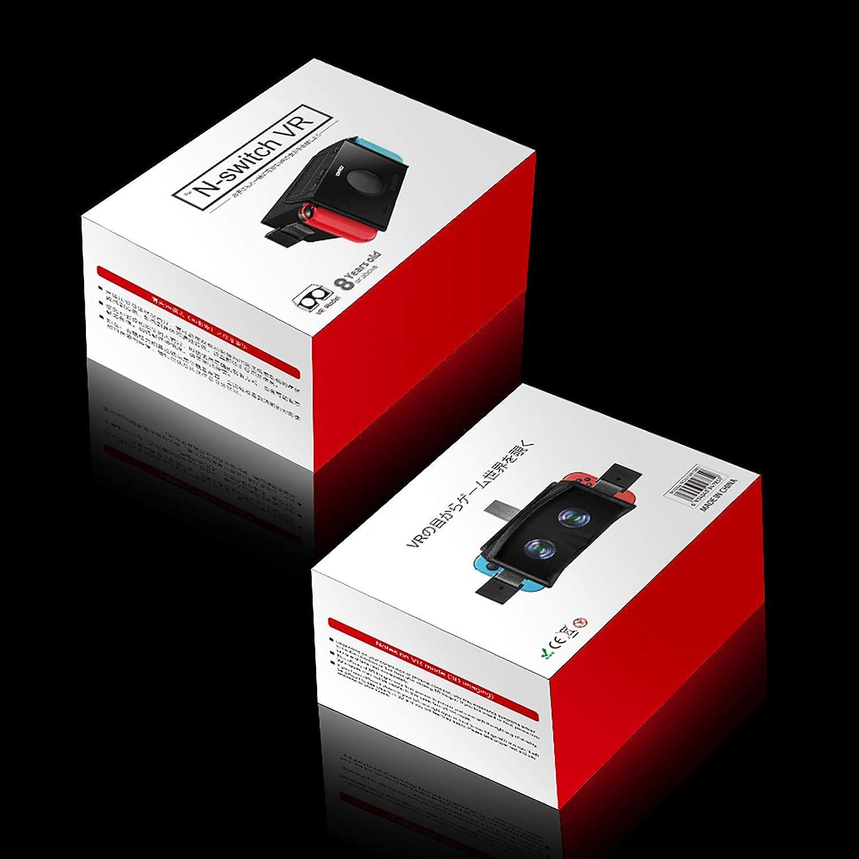 SHEAWA - Gafas para Nintendo Switch NS VR Estilo Vitural Reality Plegables con Cierres de Velcro: Amazon.es: Electrónica