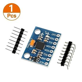 MPU-6050 Module GY521 3 Axis Gyroscope+Accelerometer Module For Arduino MPU6050!
