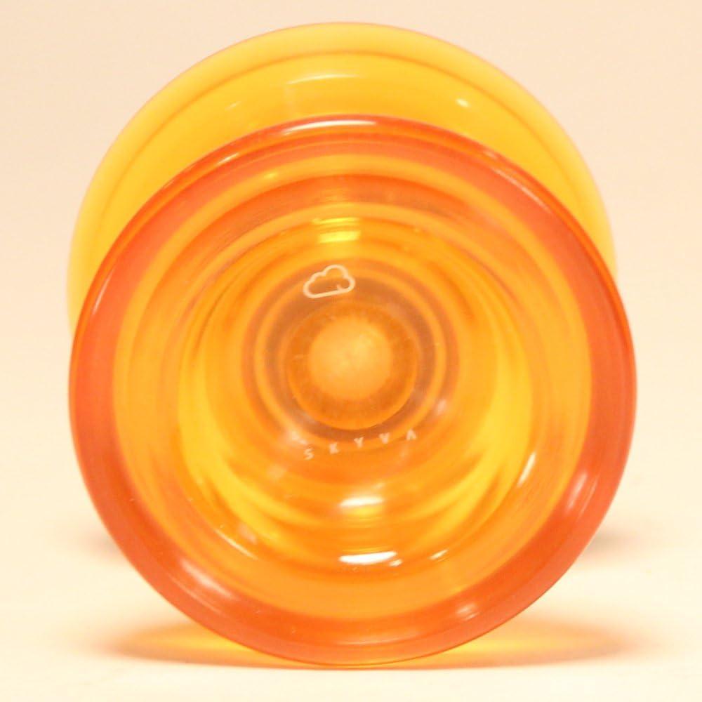 MagicYoYo 7075 Aluminum Skyva Yo-Yo-POM Sidecap Containing the Fingerspin Scoop