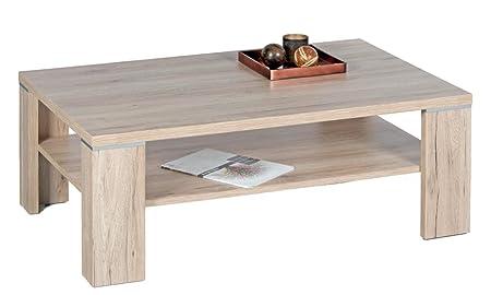 Coffee Table Living Room Table X Cm Osaka Sand OakSan Remo - Osaka coffee table