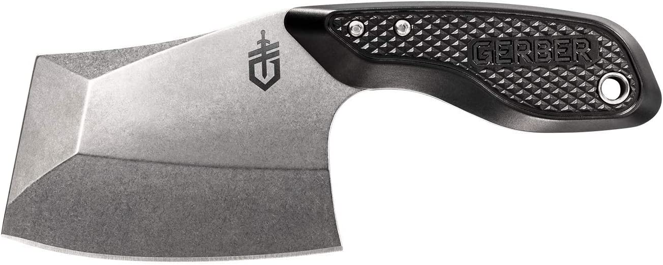 6. Gerber Tri-Tip Small Fixed Blade Knife