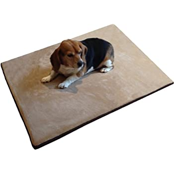 Amazon Com Dogbed4less Gel Infused Memory Foam Pet Dog