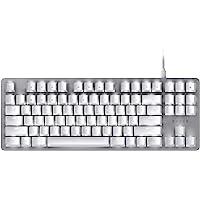 BlackWidow Lite Mechanical Tenkeyless Keyboard Mercury White One Size