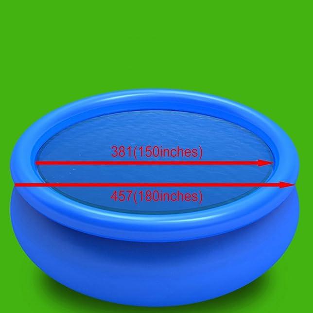 14 opinioni per vidaXL Piscina Pellicola Solare Galleggiante Circolare in PE per piscine con