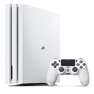 PlayStation 4 Pro グレイシャー・ホワイト 1TB(新価格版)