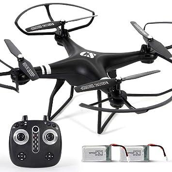 ElevenY Drone aéreo de 200 vatios, Drone principiante viajero con ...