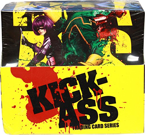 Kick-Ass Trading Card Series Box of 24 by Kick Ass