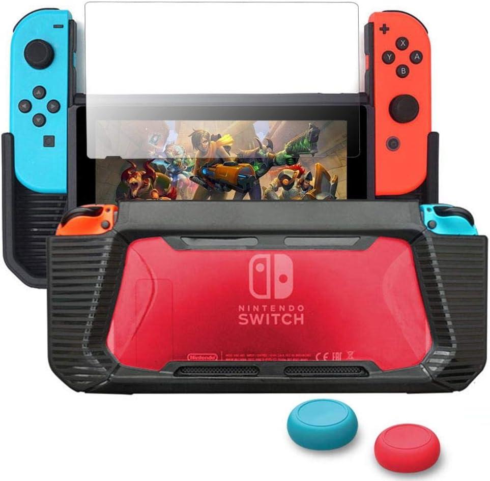 Pawaca - Carcasa para Nintendo Switch, TPU Suave, Protector de ...