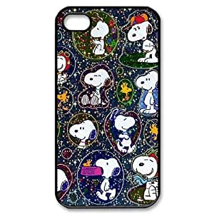 Custom High Quality WUCHAOGUI Phone case Cute & Lovely Snoopy Protective Case For Iphone 4 4S case cover - Case-11