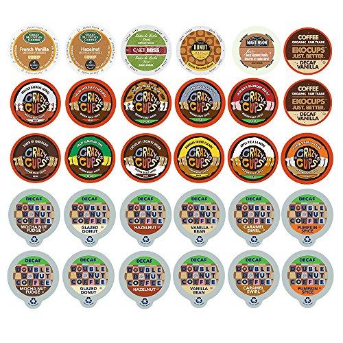 FLAVORED COFFEE Variety Pack Sampler
