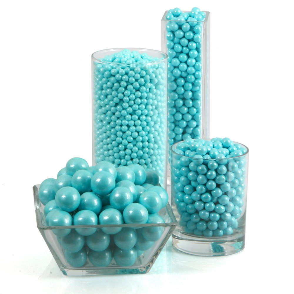 Round Party Candy Kit - Blue