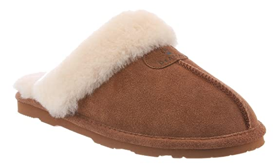 BEARPAW Women's Loki II (7.5 B(M) US, Hickory)