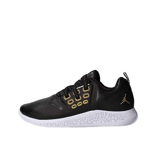 Nike Jordan Grind Bg, Zapatillas de Deporte para Hombre, (Black/Metallic Gold-031), 39 EU: Amazon.es: Zapatos y complementos