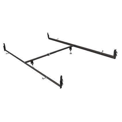 Amazoncom Glideaway Drcv1l Bed Rail System Adjustable Steel Drop
