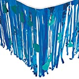 Under the Sea Tableskirt with Cutouts 2 pack