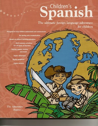 Download Children's Spanish: Level II (Power-Glide Foreign Languarge Courses) pdf epub
