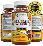 * VITA Bears for Kids * Gluten Free Kids Multivitamin – All Natural Flavors – Chewable Multivitamin for Kids – Delicious Flavors with Vitamin A,Vitamin B,Vitamin C,Vitamin D,Vitamin E, Zinc.