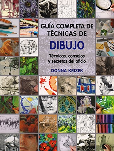 Descargar Libro Guía Completa De Técnicas De Dibujo Donna Krizek