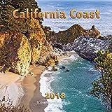 California Coast Calendar 2018