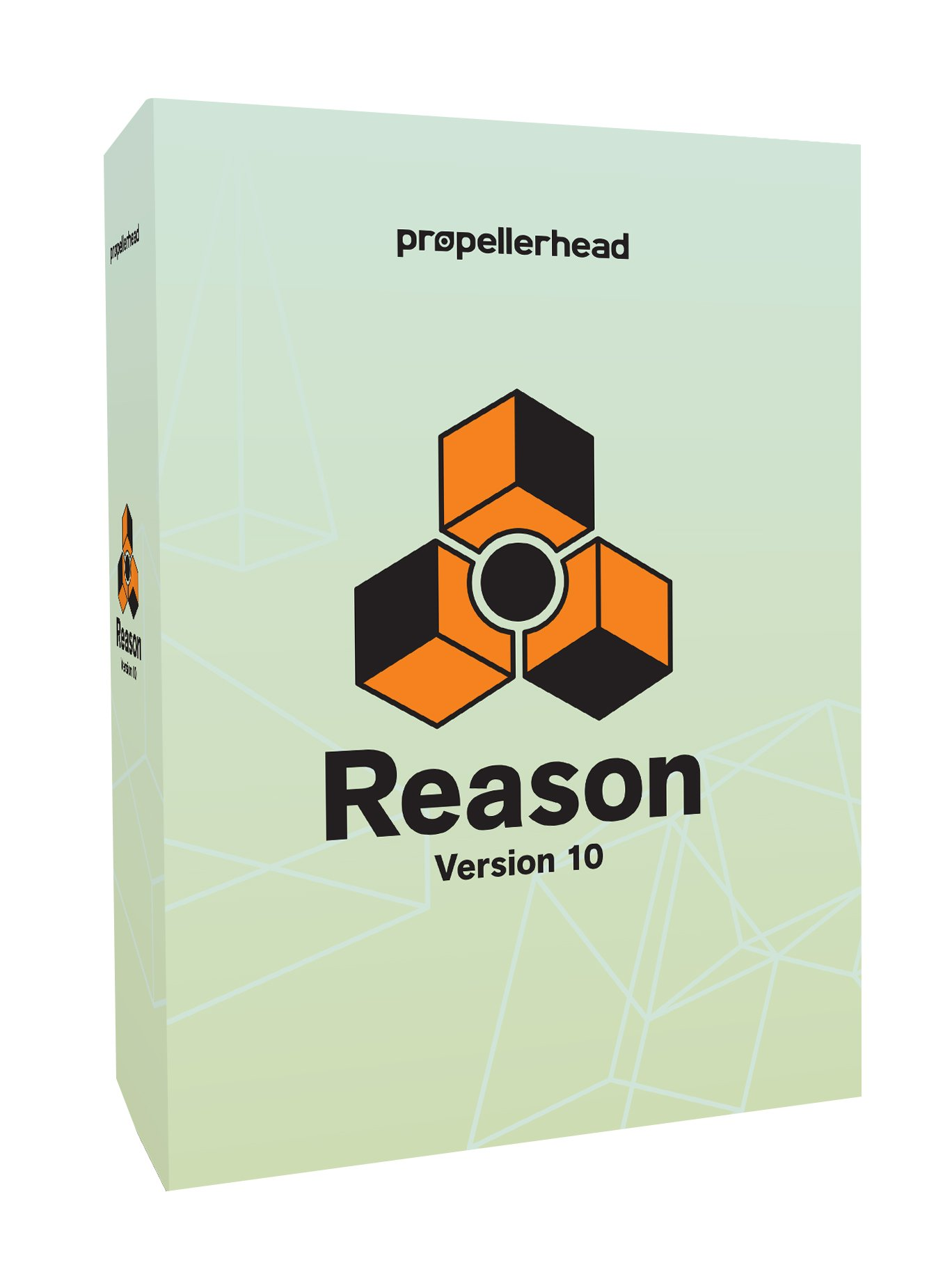 Propellerhead Reason 10 Music Production Software by Propellerhead