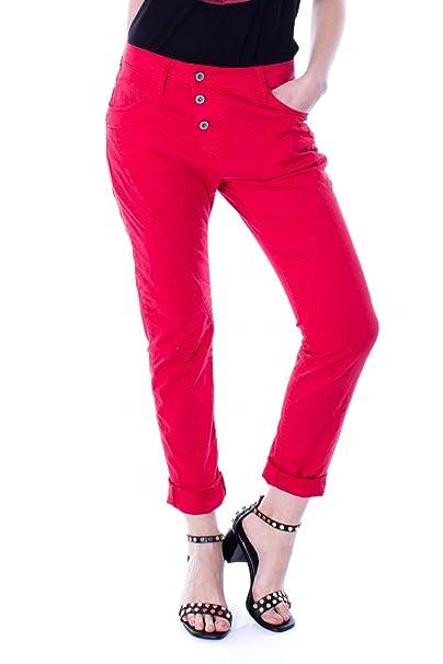 Offizieller Lieferant Suche nach Beamten schnell verkaufend PLEASE Woman Jeans p78a m07 Baggy Color p78adr7m07 at Amazon ...