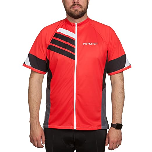 2af43f83b Image Unavailable. Image not available for. Color  Tall Men s - Relaxed Fit  - Moisture Wicking - Cycling Jersey - Size ...