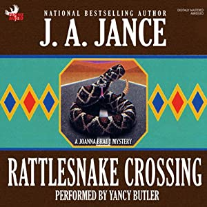 Rattlesnake Crossing Audiobook