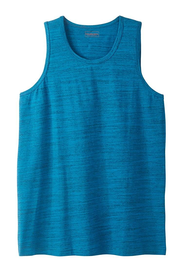 KingSize Men's Big & Tall Heavyweight Cotton Tank