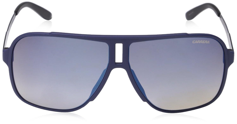 Carrera 122/S DK VOS Gafas de sol, Azul (BLUEE/FLASH BLUEE ...