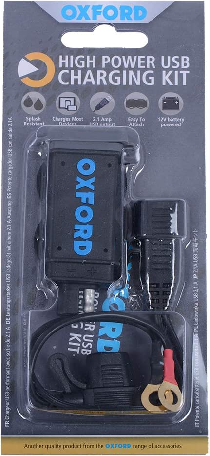 2.1 Amps Oxford USB Power Charger