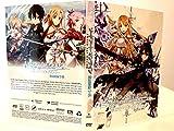 SWORD ART ONLINE - COMPLETE TV SERIES DVD BOX SET ( SEASON 1+2 , 1-49 EPISODES . ENGLISH )