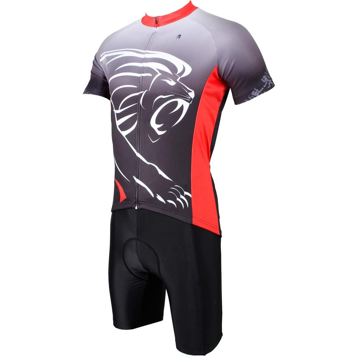 Sommer Gute Qualität Fahrrad Sport Essential Outdoor Bekleidung Quick Dry Fahrrad Reitanzug Fahrradtrikot LPLHJD